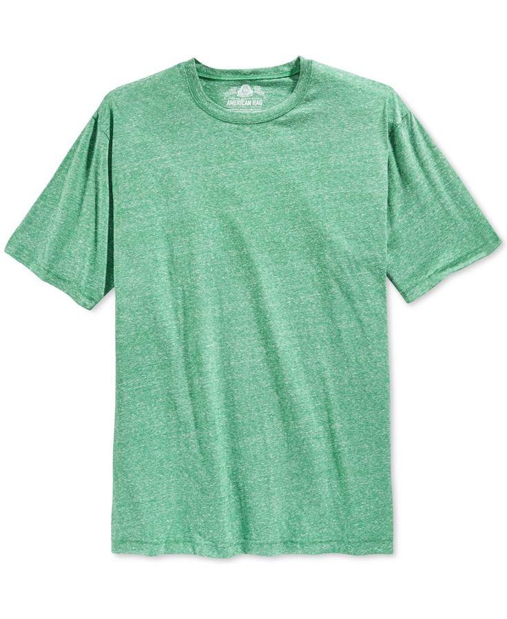 American Rag Solid Tri Blend Big & Tall T-Shirt