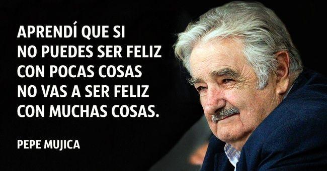 15 Frases célebres de Pepe Mujica