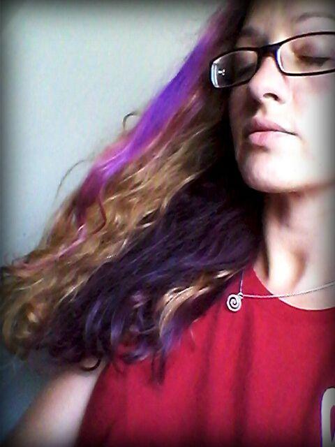 Naturally Black Hair Splat Dye Blue Envy