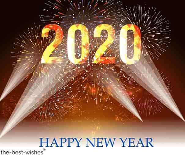 Happy New Year 2020 Wishes Quotes Messages Best Images With