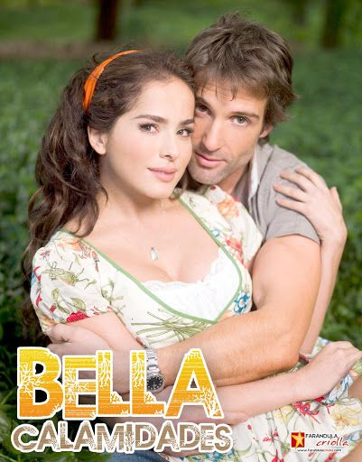 Bella Calamidades (Beautiful But Unlucky) is a Spanish-language telenovela produced by RTI Colombia for Telemundo. A tongue-in-cheek romance story, it features a ravishing beauty plagued by bad luck. The series stars Danna Garcia and Segundo Cernadas.<p>The story involves a beautiful, passionate woman named Lola, who is an outcast in a town dominated by superstition. Convinced that she brings misfortune to everyone, Lola shies away from other people. When her hiding place is discovered, she…