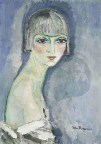 Kees van Dongen - La perruque d'argent (1919)