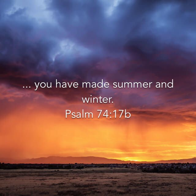 Image result for psalm 74:17