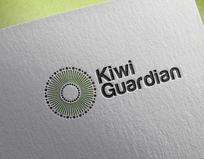 """Check out new work on my @Behance portfolio: """"Kiwi Guardian Identidad Visual"""" http://be.net/gallery/39739229/Kiwi-Guardian-Identidad-Visual"""