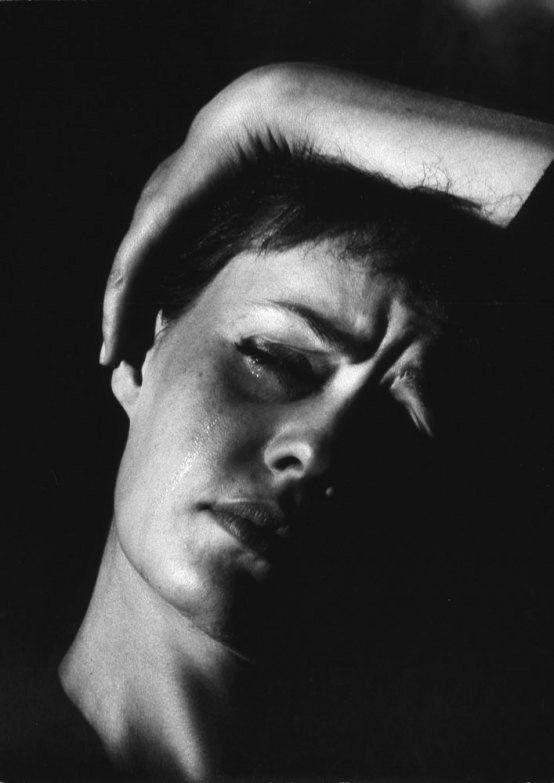 Jeanne Moreau in Five Branded Women (Martin Ritt, 1960), photo by Gjon Mili