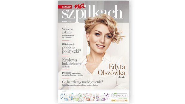 W sam raz do poczytania - darmowy magazyn dla kobiet Metro na Szpilkach