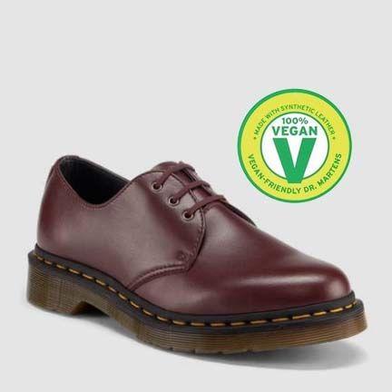3 Eye Cherry Vegan Dr. Martens Boots (Sale price!)