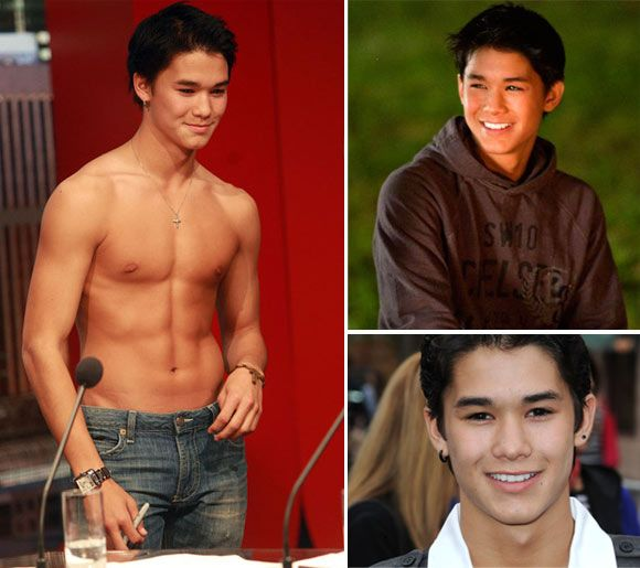 Boo Boo Stewart, hello new favorite actor (;