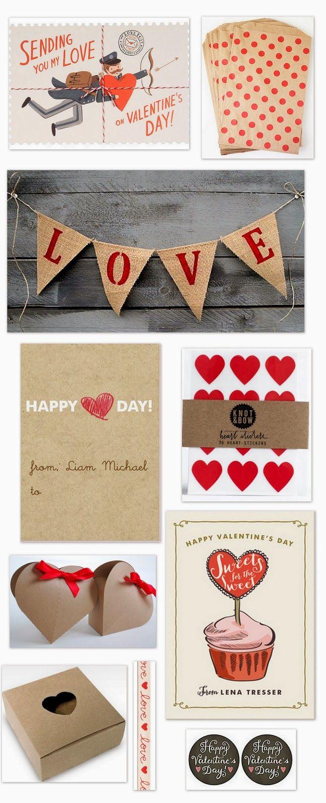 NINE + SIXTEEN: My Valentine's Day Favorites