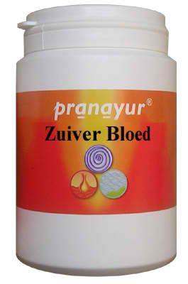 Pranayur Zuiver Bloed 75 CAPS  Description: BloedzuiverendHoudt de bloedvaten schoon.Voor een goede conditie van de bloedvaten.Houdt de bloedvaten elastisch.voedt en beschermt de huid.Goed voor het bindweefsel in de huid.Pranayur Zuiver Bloed is samengesteld uit planten en kruiden die een sterke affiniteit met het bloed hebben.Samenstelling:Eén capsule bevat: Hemidesmus indicus extract 80 mg Berberis (Berberis aristata) extract 80 mg Phyllanthus niruri extract 80 mg Neem (Azadirachta indica)…
