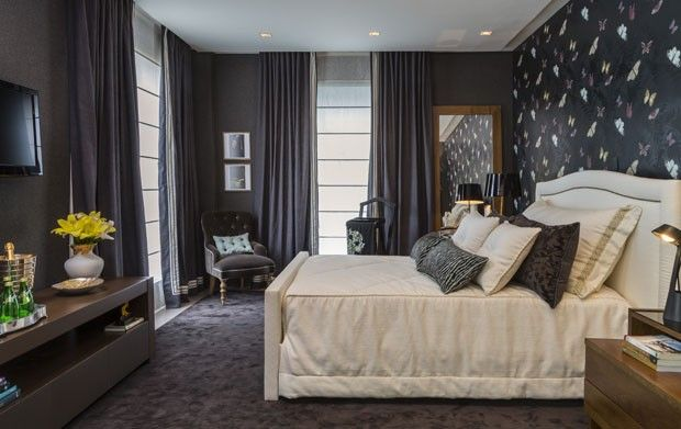 23 quartos para sonhar acordado Ems, Decoração e Quartos ~ Quarto Romantico Solteiro