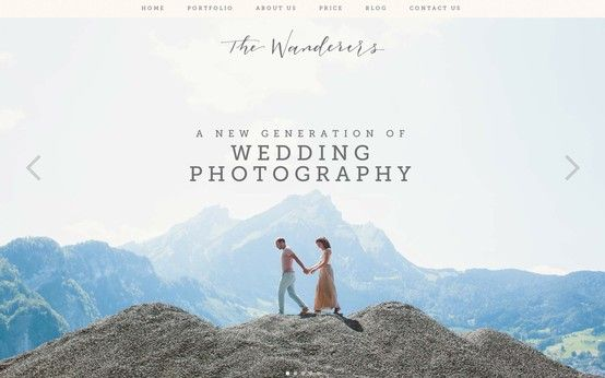 Great photography website --> http://thewanderers.com/#0