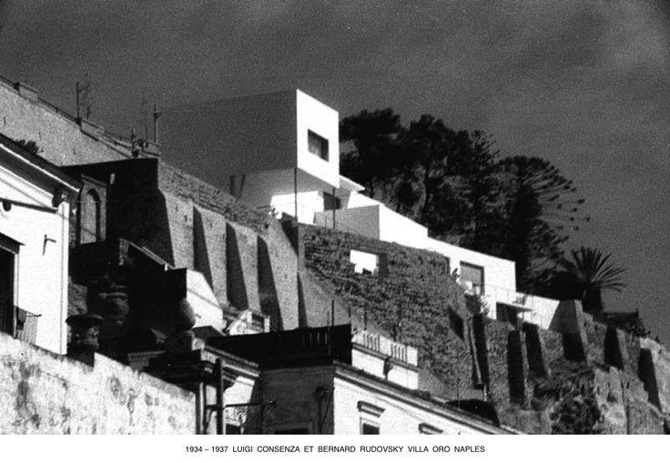BERNARD RUDOFSKY | Emmanuelle et Laurent Beaudouin - Architectes