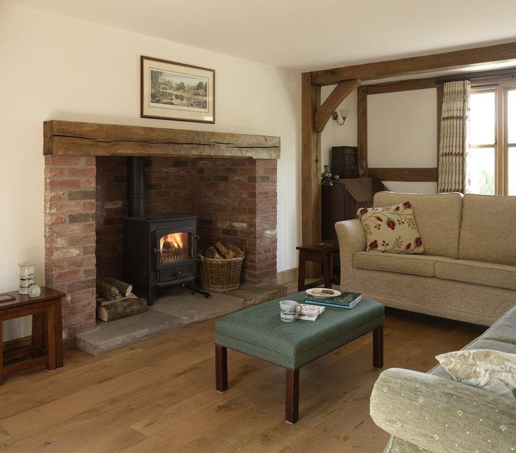 Shropshire Halfpenny - Border Oak - oak framed houses, oak framed garages and structures.