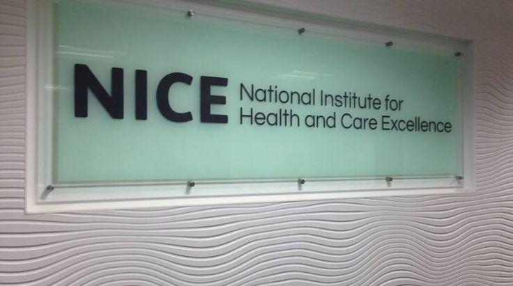 International benchmarking and NICE
