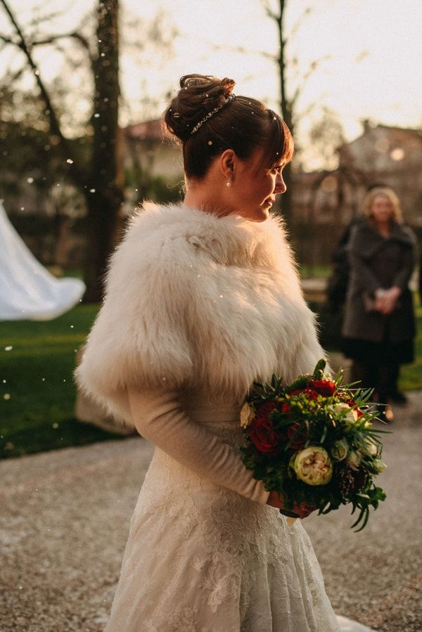Pin On Bridal Faux Fur Shawl