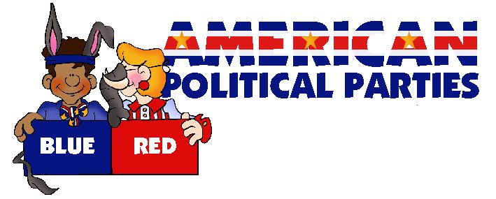 American Political Parties - US Government - FREE Lesson Plans & Games for Kids