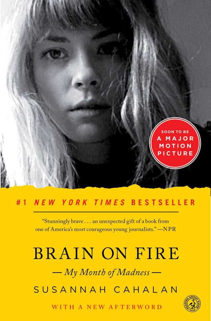 Brain on Fire: My Month of Madness by Susannah Cahalan // Susannah Cahalan's memoir was my pick for 'a book I previously abandoned' for the MMD Reading Challenge. I read this book back in 2010, but I only made it halfway through. The story of a 24-year-old New York Post reporter's horrifying descent into madness frightened me. But this time around, Cahalan's story hooked me. Incredibly brave and brilliantly-executed, I am happy I gave it a second chance!