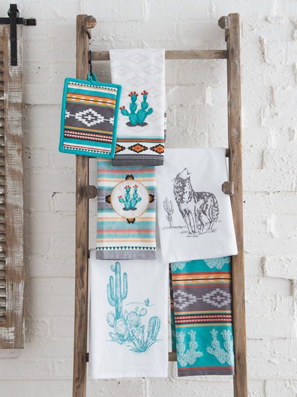 Southwest Craze Linen Collection