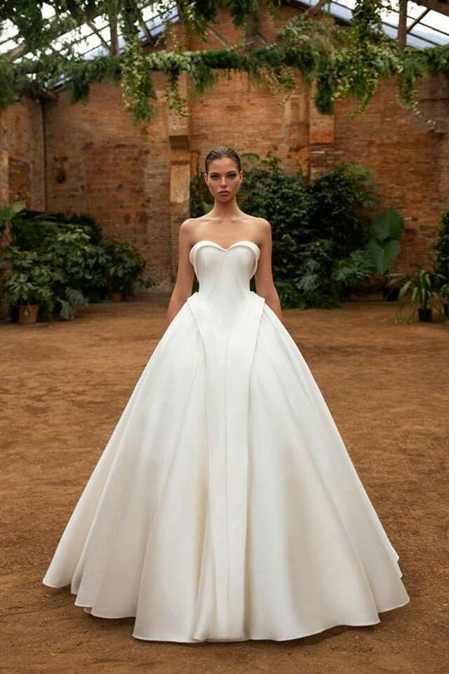 Zac Posen X White One Bridal Fall 2020 Collection Wedding Dresses Zac Posen Wedding Dress Wedding Gown Inspiration