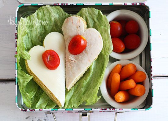Healthy and Fun Lunch Ideas for KIDS