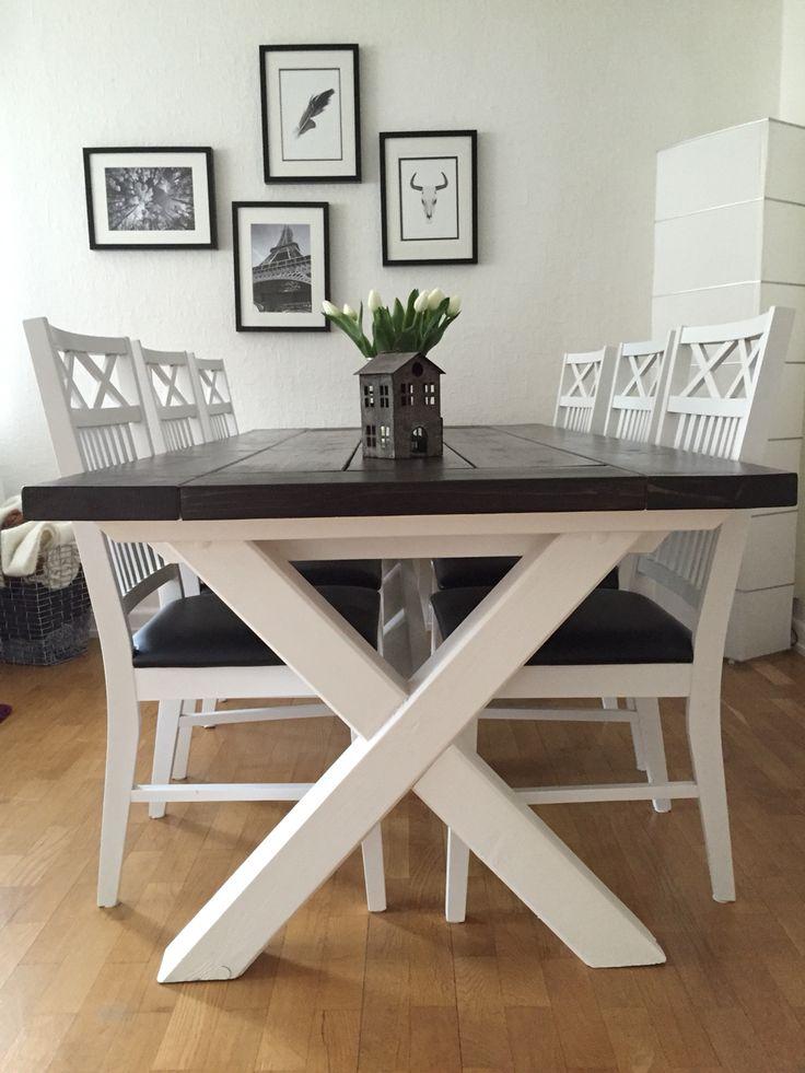 Hemmagjort bord