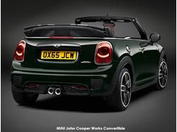 Is the MINI John Cooper Works Convertible closest to that MINI go-kart feeling?