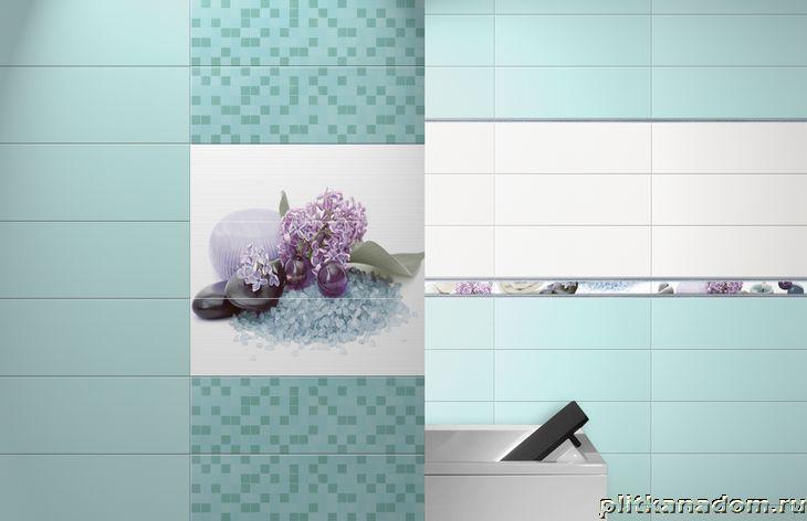 Плитка Gloss для ванной. Купить плитку Gloss Azuliber