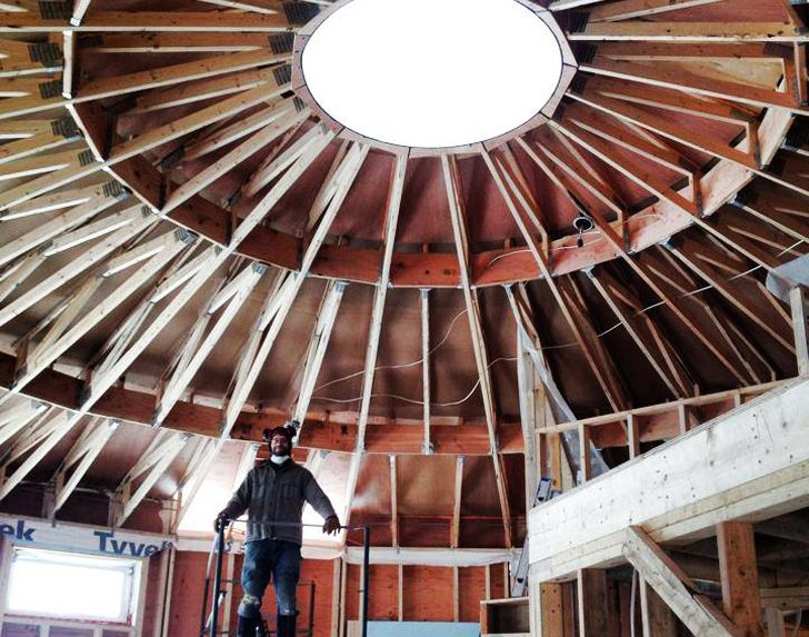 Mandala Homes bring traditional yurt living into the 21st cent...