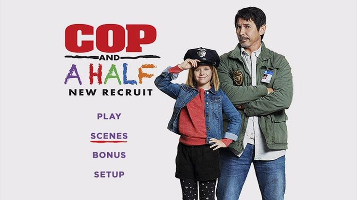 Trailer for Cop and a Half: New Recruit, starring Lou Diamond Phillips, Wallace Shawn, Lulu Wilson. A precocious kid and a police officer join forces to ...