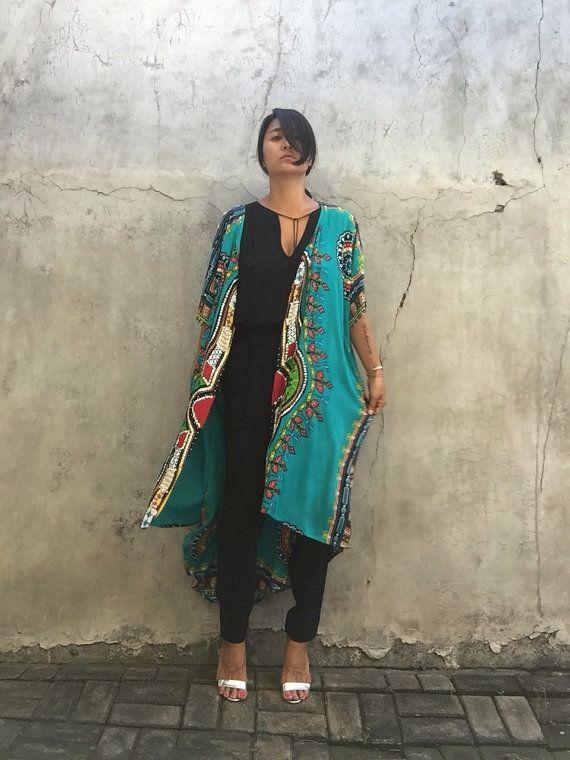 Giacca kimono serata elegante copricostume formato di stylepark1