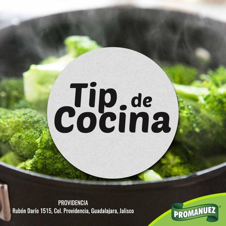 #TipPromanuez Para que evites los malos olores al cocer verduras como repollo, coliflor o brócoli, introduce en el agua de cocción una ramita de apio.   http://www.promanuez.com.mx/productos #AliméntateSanamente #RicoySaludable #Natural