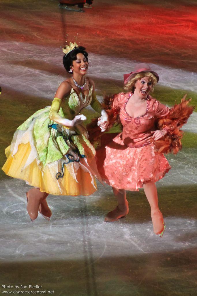 It's Charlotte!! DoI Oct 2011 - Disney On Ice: Dare to Dream