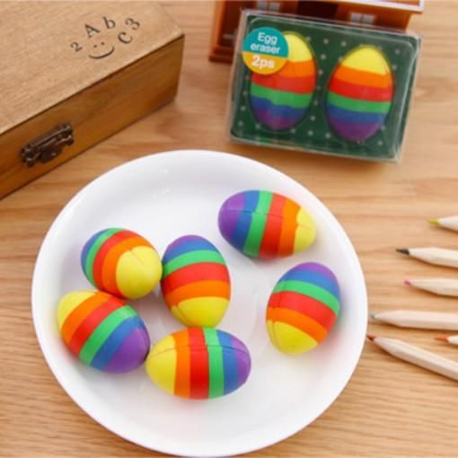 Easter is just a few weeks away! Grab this colorful rainbow eraser eggs perfect for artsy-crafty kiddies or kids at heart.   ***WE'RE GIVING AWAY ONLY 200 STOCKS WITH FREE SHIPPING ANYWHERE IN THE WORLD*** Grab em' now >>>