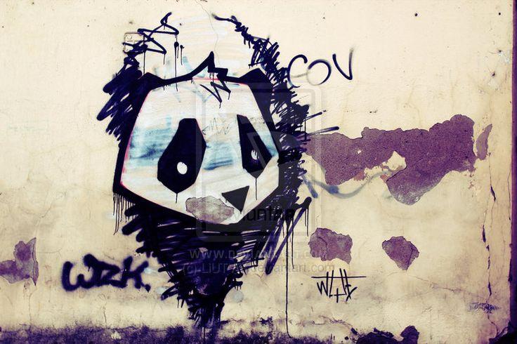 Panda tattoo?