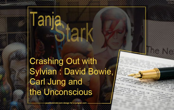 Tanja Stark, Australian Artist and creative consultant exploring the cross over between pop culture art and music writes about the parallels of David Bowie art and ideas in Jungian psychology