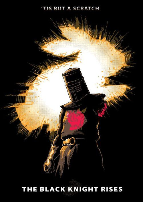 The Black Knight Rises