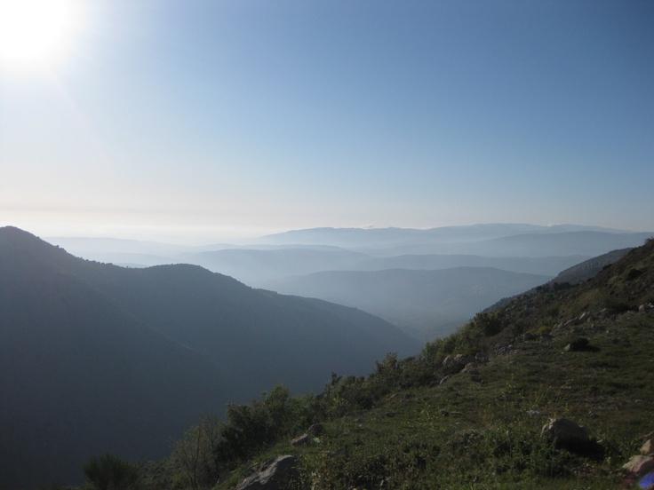 مرتفعات جبل الشّيخ. Jabal el Sheikh Heights  شبعا، جنوب لبنان. Chebaa, South Lebanon