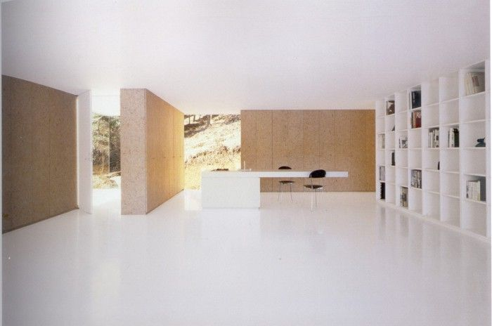 Shigeru Ban - FURNITURE HOUSE 1 (Yamanashi, 1995)