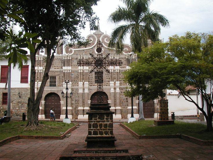 Iglesia Santa Fé de Antioquia