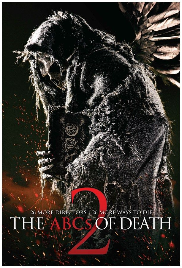 Trouble with Film - Review - ABCs of Death 2 - A collection of horror shorts focused on death-led stories centred around each letter of the alphabet