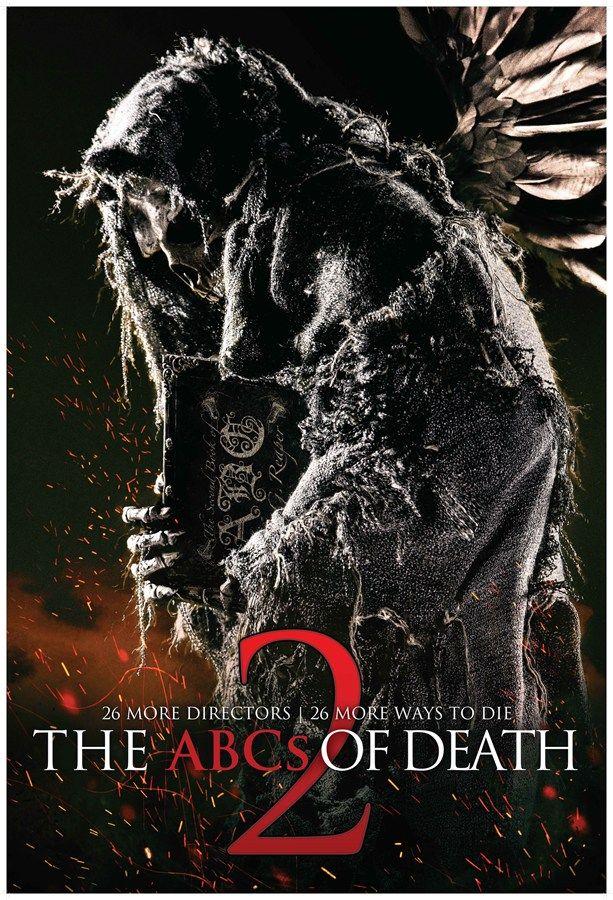 Juan Martinez Moreno talks about  The ABCs of Death 2