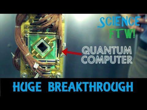 Quantum Computers! A New Breakthrough Brings Us One Step Closer