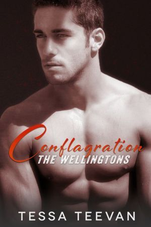 Conflagration by Tessa Teevan on B&N