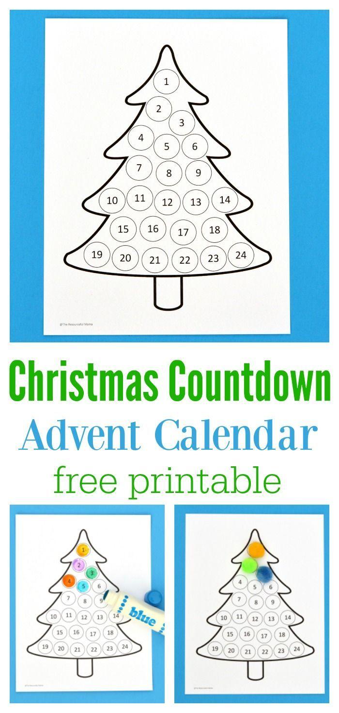 christmas countdown advent calendar celebrate. Black Bedroom Furniture Sets. Home Design Ideas