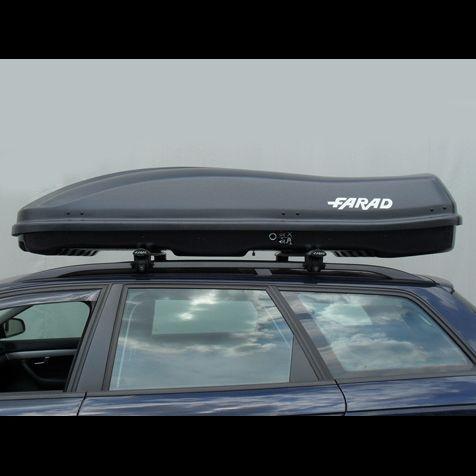 #location coffre de toit 680 litres#farad #Jarnioux (69640) _ www.placedelaloc.com/location/equipements-auto a louer coffre de toit neuf , servis 15 jours l été dernier , de tres grandes capacites pour monospaces ou break , couleur noir,   FARAD MARLIN F3 680 litres est le coffre de toit offrant la plus grande capacité de portage  actuellement sur le marché. Destiné spécialement aux véhicules de grande taille, comme les Station Wagon, les monospaces et les SUV, le coffre de toit FARAD…