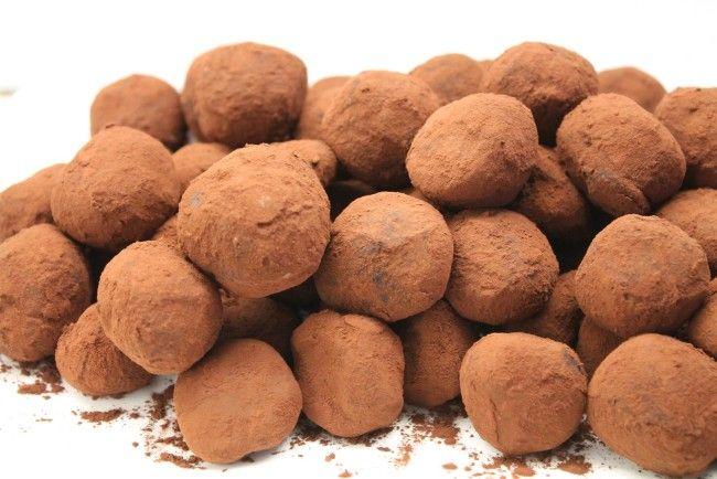 Trüffel golyó, csokoládé trüffel - Nemzeti ételek, receptek