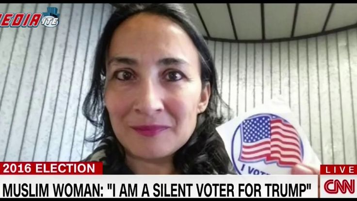 CNN Cuts Off Muslim Woman Who Voted For Trump After She Exposes DNC & Li...