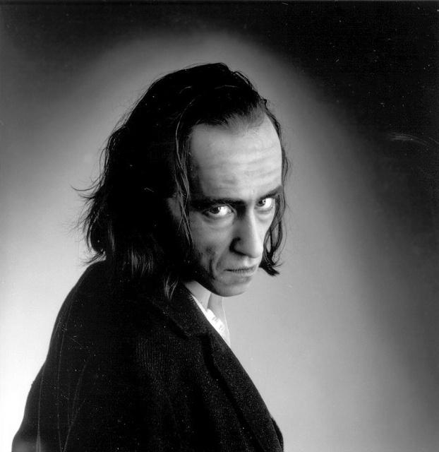 Antonin Artaud, by Denise Colomb