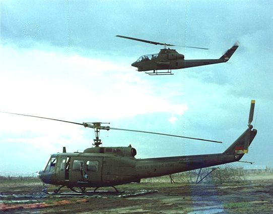 Huey Helicopters For Sale